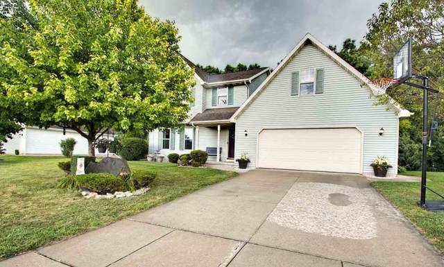 1700 Elk Trail Drive, Neenah, WI 54956 (#50227221) :: Carolyn Stark Real Estate Team