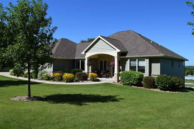 N8380 Park Ridge Drive, Fond Du Lac, WI 54937 (#50227242) :: Symes Realty, LLC