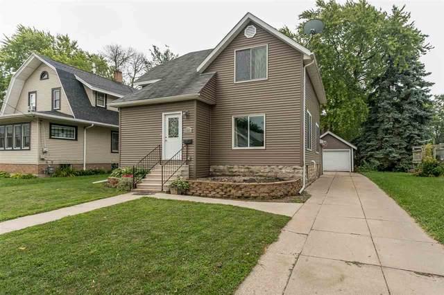 421 Congress Avenue, Oshkosh, WI 54901 (#50227243) :: Todd Wiese Homeselling System, Inc.