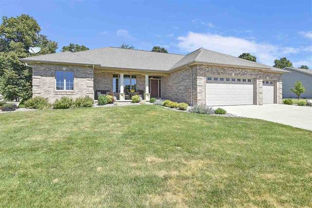 3235 Avalanche Lane, Green Bay, WI 54311 (#50227271) :: Ben Bartolazzi Real Estate Inc