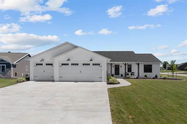 N8078 Deere Drive, Sherwood, WI 54169 (#50227283) :: Carolyn Stark Real Estate Team