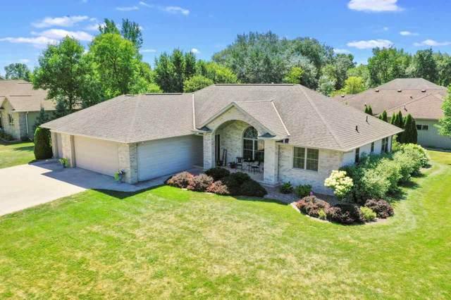 1033 Hoks Ridge Lane, De Pere, WI 54115 (#50227403) :: Symes Realty, LLC