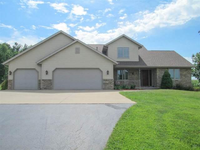 W2745 Cliff Moser Lane, Pulaski, WI 54162 (#50227429) :: Symes Realty, LLC