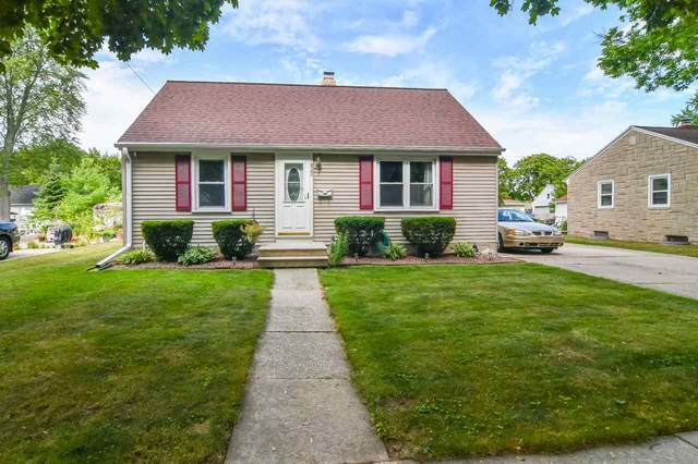 822 Marquette Avenue, Green Bay, WI 54304 (#50227432) :: Symes Realty, LLC