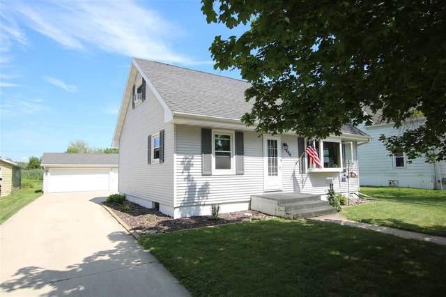 406 Indiana Avenue, North Fond Du Lac, WI 54937 (#50227461) :: Ben Bartolazzi Real Estate Inc