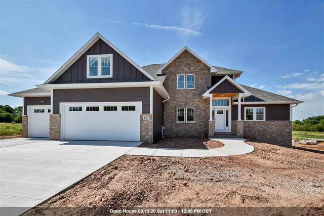 4610 Grande Ridge Drive, De Pere, WI 54115 (#50227462) :: Ben Bartolazzi Real Estate Inc