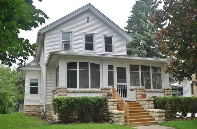 181 Hoyt Street, Fond Du Lac, WI 54935 (#50227469) :: Ben Bartolazzi Real Estate Inc