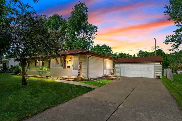 2319 S East Street, Appleton, WI 54915 (#50227470) :: Todd Wiese Homeselling System, Inc.
