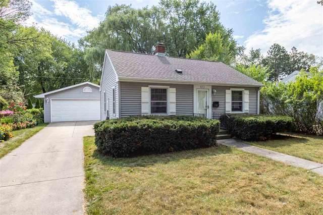 627 Schwartz Street, Green Bay, WI 54302 (#50227471) :: Symes Realty, LLC