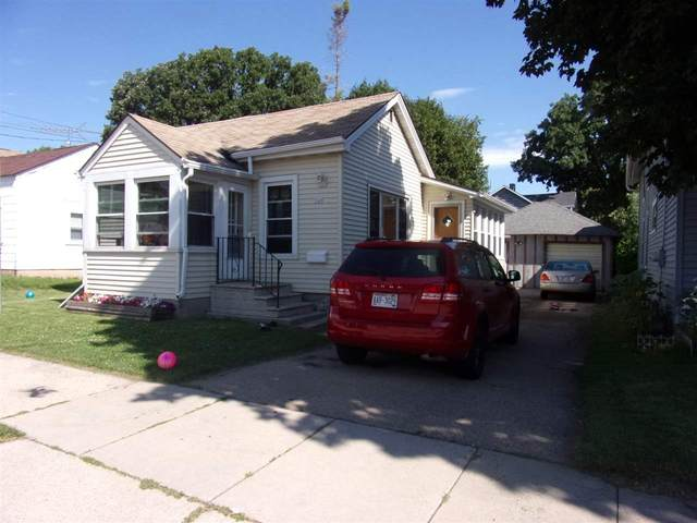 240 W 8TH Avenue, Oshkosh, WI 54902 (#50227480) :: Ben Bartolazzi Real Estate Inc