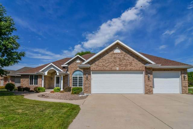 265 Paddy Court, Wrightstown, WI 54180 (#50227483) :: Ben Bartolazzi Real Estate Inc