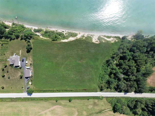 Lakeshore Road, Kewaunee, WI 54216 (#50227492) :: Ben Bartolazzi Real Estate Inc