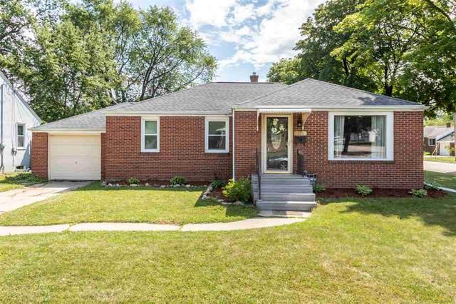 1433 11TH Avenue, Green Bay, WI 54304 (#50227493) :: Ben Bartolazzi Real Estate Inc
