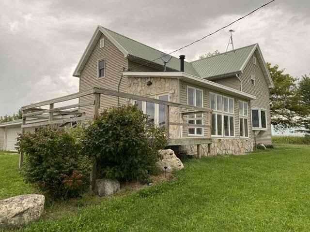 W3221 Silica Road, Malone, WI 53049 (#50227515) :: Carolyn Stark Real Estate Team