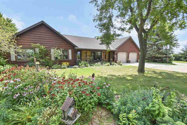 6935 Refuge Road, Greenleaf, WI 54126 (#50227562) :: Carolyn Stark Real Estate Team