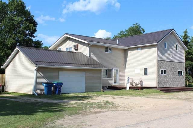 W8506 Belle Plaine Avenue, Shawano, WI 54166 (#50227641) :: Carolyn Stark Real Estate Team