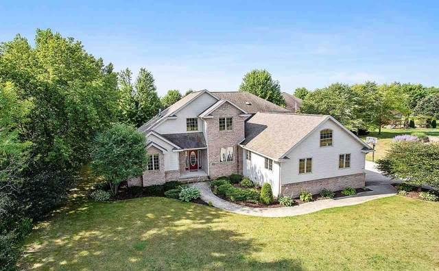 3669 Hickory Ridge Road, Oshkosh, WI 54904 (#50227645) :: Symes Realty, LLC