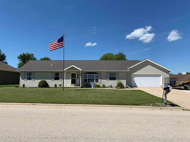 601 Country Breeze Lane, Black Creek, WI 54106 (#50227658) :: Todd Wiese Homeselling System, Inc.