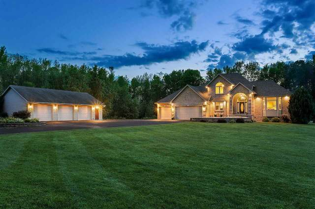 1631 Pit Road, Brussels, WI 54204 (#50227675) :: Carolyn Stark Real Estate Team