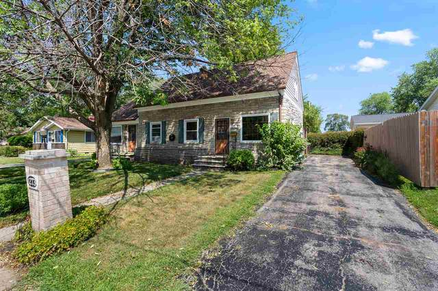 1269 Vanderbraak Street, Green Bay, WI 54302 (#50227689) :: Carolyn Stark Real Estate Team