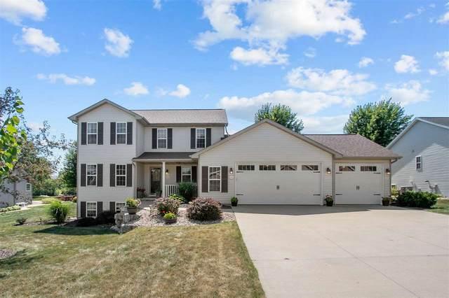 W7177 Fox Hollow Lane, Greenville, WI 54942 (#50227690) :: Symes Realty, LLC