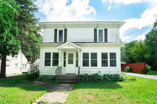 411 Elm Street, Wautoma, WI 54982 (#50227725) :: Symes Realty, LLC