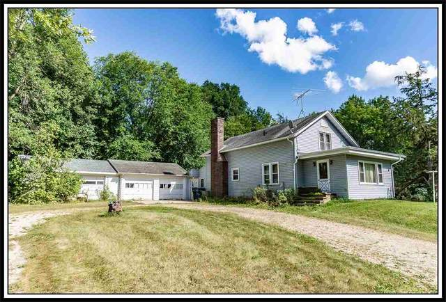 N3898 Laird Road, Hortonville, WI 54944 (#50227738) :: Carolyn Stark Real Estate Team
