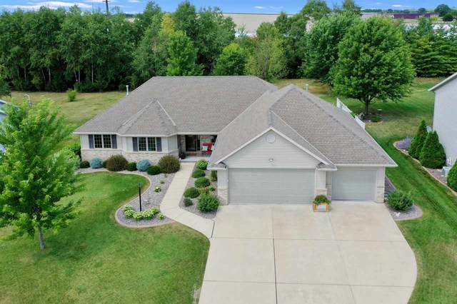 2438 Prairie Flower Lane, De Pere, WI 54115 (#50227803) :: Carolyn Stark Real Estate Team