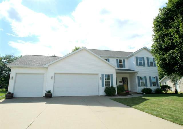 1786 Spring Hill Court, Neenah, WI 54956 (#50227874) :: Carolyn Stark Real Estate Team
