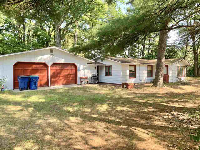 N6896 Forest Haven Road, Shawano, WI 54166 (#50227926) :: Ben Bartolazzi Real Estate Inc