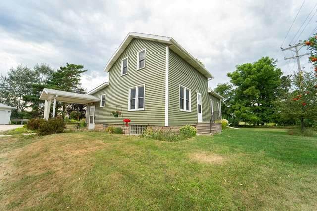 N2185 County Road M, Hortonville, WI 54944 (#50227927) :: Carolyn Stark Real Estate Team
