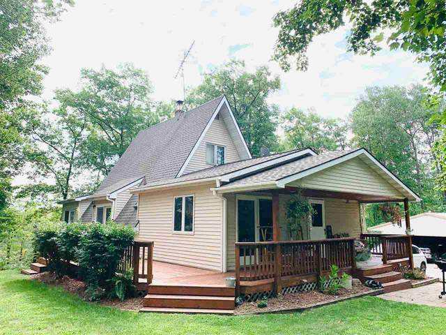 N12224 Olson Road, Wausaukee, WI 54177 (#50228019) :: Ben Bartolazzi Real Estate Inc