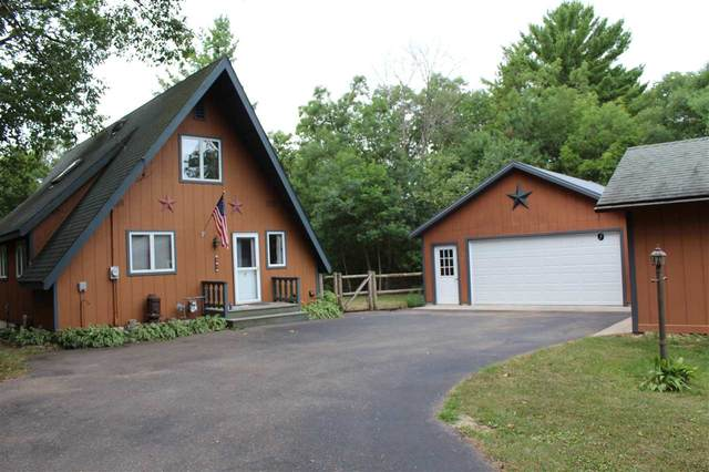 W5481 Hwy H, Wild Rose, WI 54984 (#50228066) :: Carolyn Stark Real Estate Team