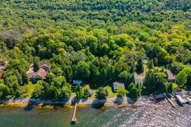 6421 Bay Shore Drive, Sturgeon Bay, WI 54235 (#50228092) :: Dallaire Realty