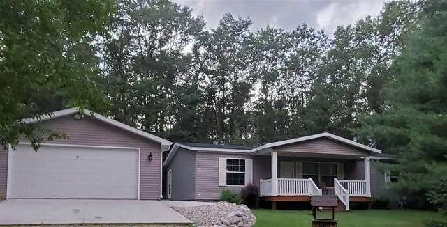 N1509 Blue Heron Trail, Keshena, WI 54135 (#50228116) :: Carolyn Stark Real Estate Team