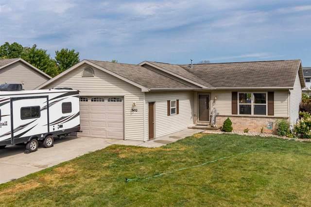 W5452 Hidden Trail Lane, Appleton, WI 54915 (#50228151) :: Carolyn Stark Real Estate Team