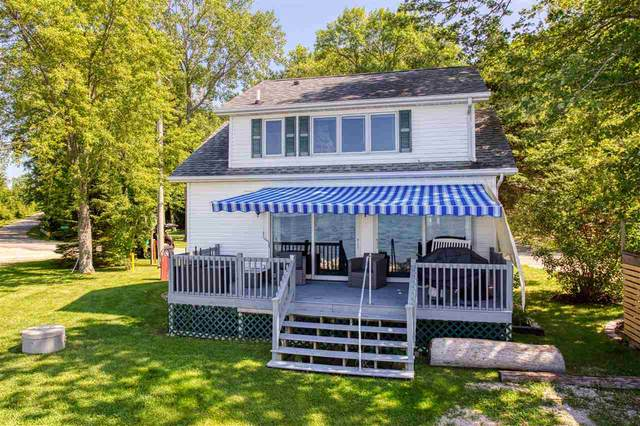 1297 S Bay Shore Road, Brussels, WI 54204 (#50228202) :: Carolyn Stark Real Estate Team