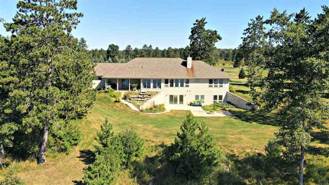 N8650 Whispering Pines 21.75 Road, Stephenson, MI 49887 (#50228217) :: Town & Country Real Estate