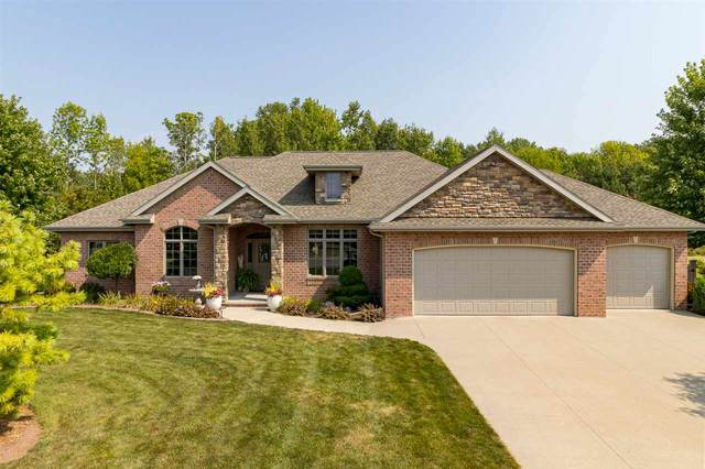 N8448 Muirfield Way, Menasha, WI 54952 (#50228234) :: Carolyn Stark Real Estate Team