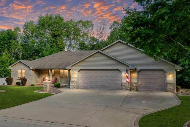2813 Ichabod Lane, Green Bay, WI 54313 (#50228237) :: Symes Realty, LLC