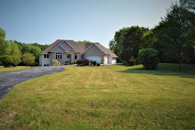 2858 Woodhaven Circle, De Pere, WI 54115 (#50228287) :: Symes Realty, LLC
