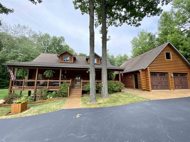9232 W White Potato Lake Lane, Pound, WI 54161 (#50228312) :: Carolyn Stark Real Estate Team