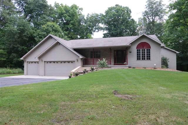 N4749 Maple Drive, Oakfield, WI 53065 (#50228384) :: Carolyn Stark Real Estate Team