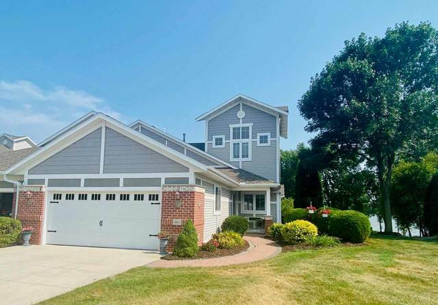 2609 Bay Harbor Circle #4, Green Bay, WI 54304 (#50228393) :: Ben Bartolazzi Real Estate Inc