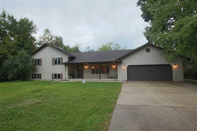 N3330 Hickory Drive, Waupun, WI 53963 (#50228452) :: Carolyn Stark Real Estate Team