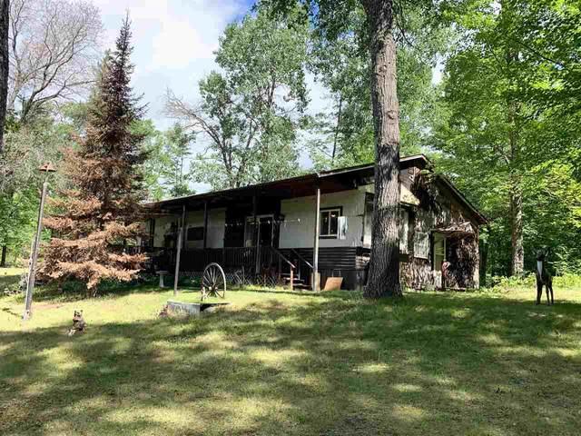 N11650 Nelson Road, Wausaukee, WI 54177 (#50228477) :: Carolyn Stark Real Estate Team