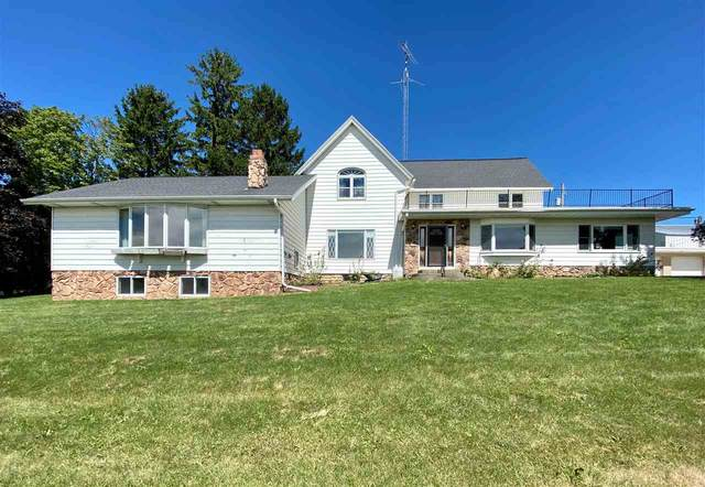 N4547 Mink Road, Eden, WI 53019 (#50228511) :: Carolyn Stark Real Estate Team