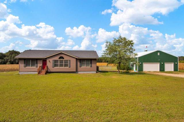 N1041 Cypress Road, Neshkoro, WI 54960 (#50228625) :: Carolyn Stark Real Estate Team