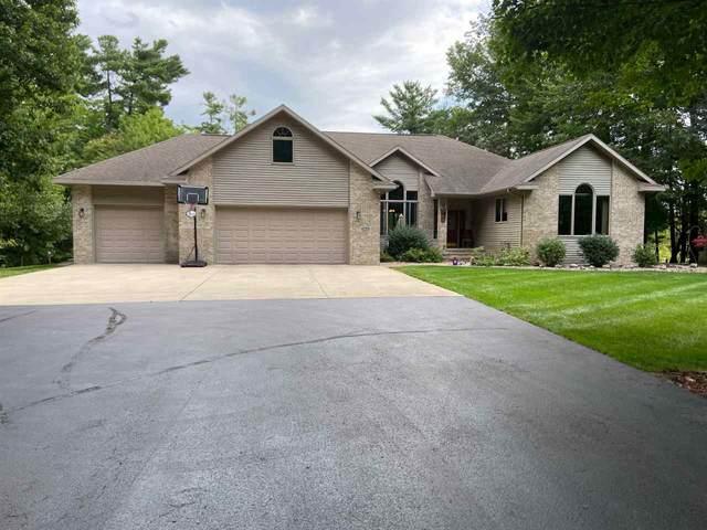 360 River Pine Drive, Shawano, WI 54166 (#50228646) :: Symes Realty, LLC
