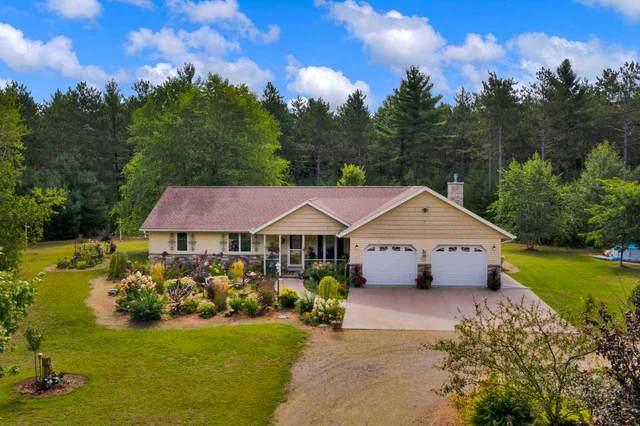 N3592 28TH Avenue, Redgranite, WI 54970 (#50228680) :: Ben Bartolazzi Real Estate Inc